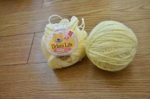 Baby yarns
