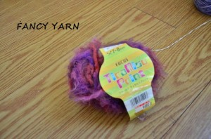 fancy yarn