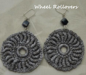Crocheted Wheel Rollovers