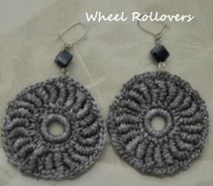 Crocheted Wheel Rollovers