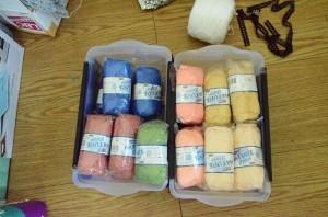 Nature Cotton Yarn