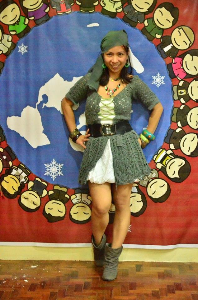 Irish Pirate Dress